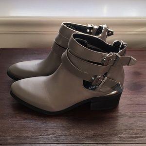 ALDO Leather Booties